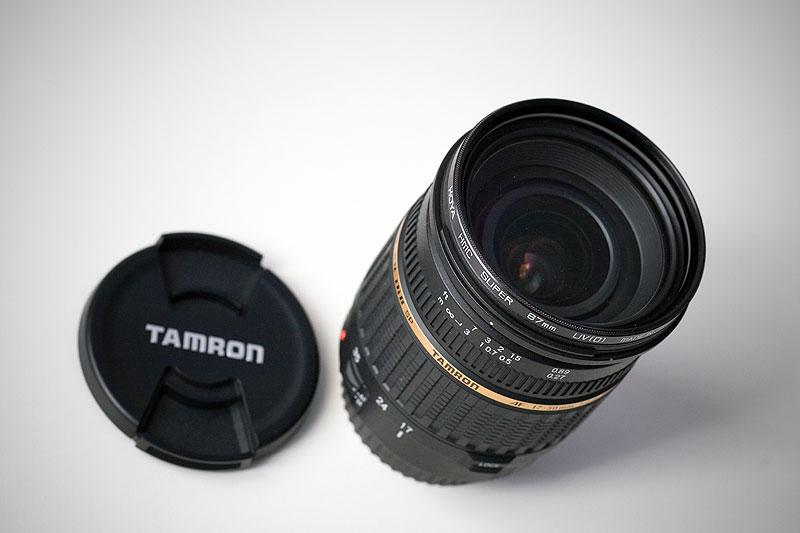 Tamron 17-50 mm
