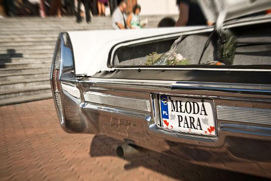 Cadillac Ślub