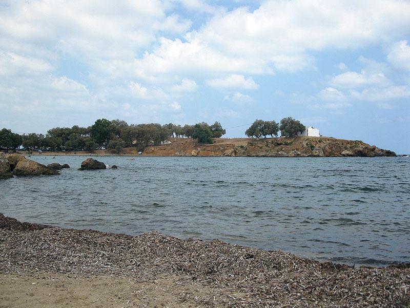 Agii Apostoli Plaża