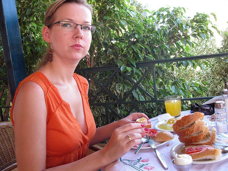 Elotia śniadanie