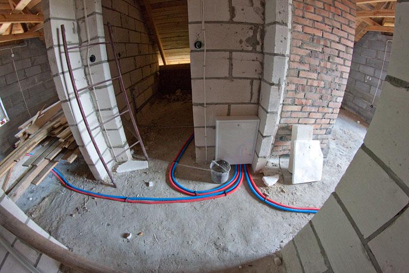 Hydraulika WB-3394 - Łazienka na piętrze