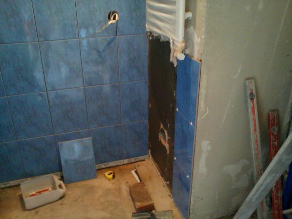 Niebieska Cykada - łazienka WB-3394