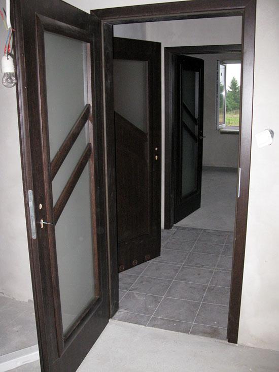 Drzwi - Hall na piętrze - WB-3394