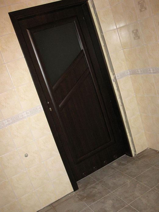 Drzwi łazienka na górze - WB-3394