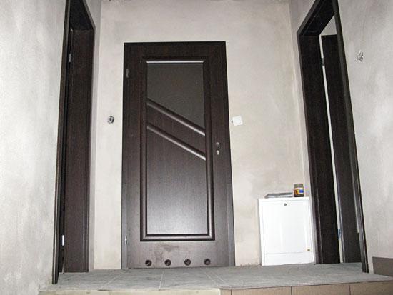 Drzwi - Hall na piętrze