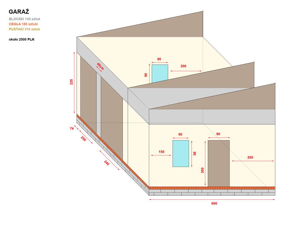 Garaż WB-3394