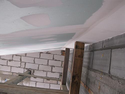 Płyty kartonowo-gipsowe garaż
