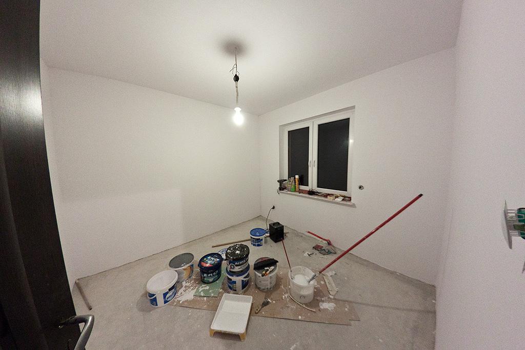 Gabinet po malowaniu