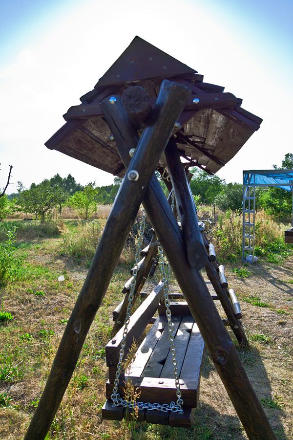Daszek huśtawki